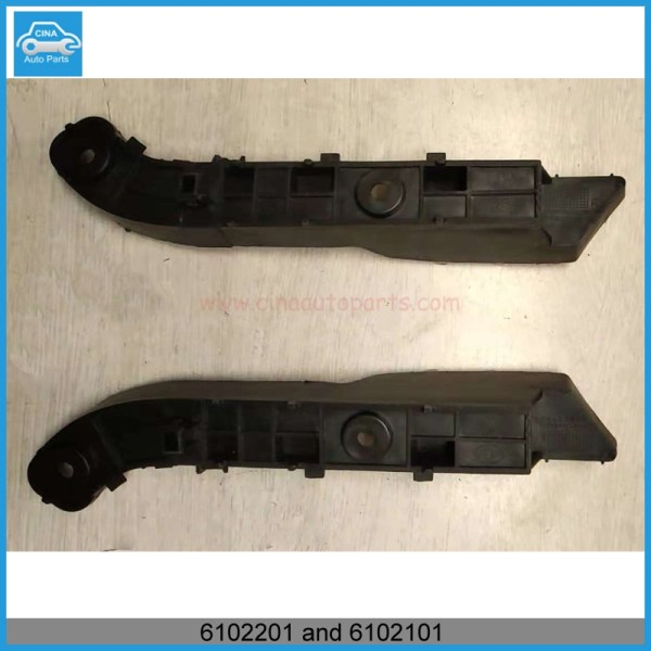 6102201and 6102101 - Dongfeng H30 cross MOUNTING SEAT FRONT BUMPER OEM 6102201,6102101