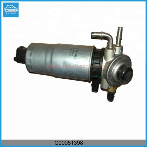 C00051398 Diesel Filter Assy for LDV SAIC MAXUS T60 - OEM C00051398 Diesel filter assembly for MAXUS T60