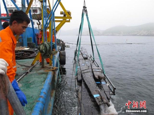 Qing Dinasty Cargo