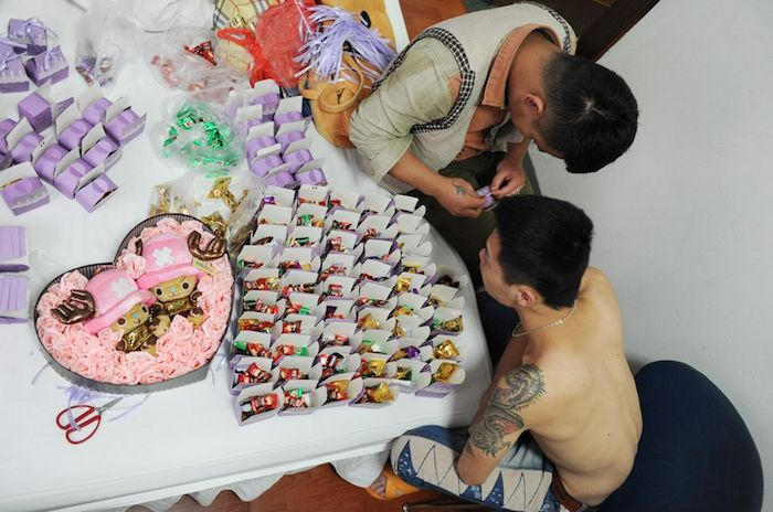 Gay marriage in China