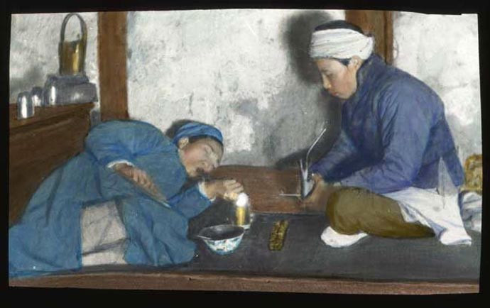 pictures of old China