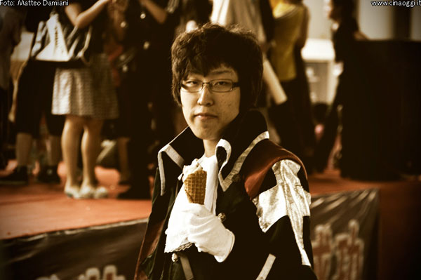 Chinese young people - Chinese cosplayer