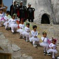 Biancaneve nel regno dei nani cinesi