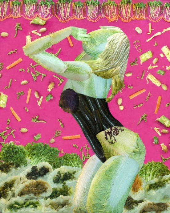 Lady Gaga - The Vegetable Museum