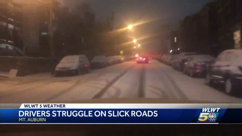 Cincinnati police: Stay Home Unless You Need to Travel for Emergency