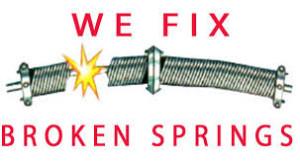 Fix Broken Garage Door Springs Cincinnati Ohio - Spring ... on Overhead Garage Door Spring Replacement  id=29168
