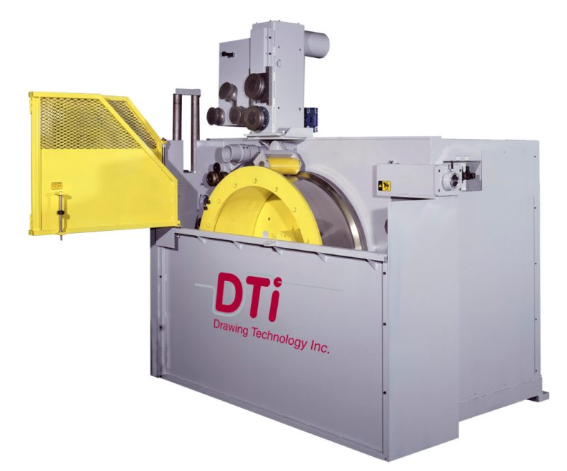 DTI Model 100 In-Line Wire Drawers