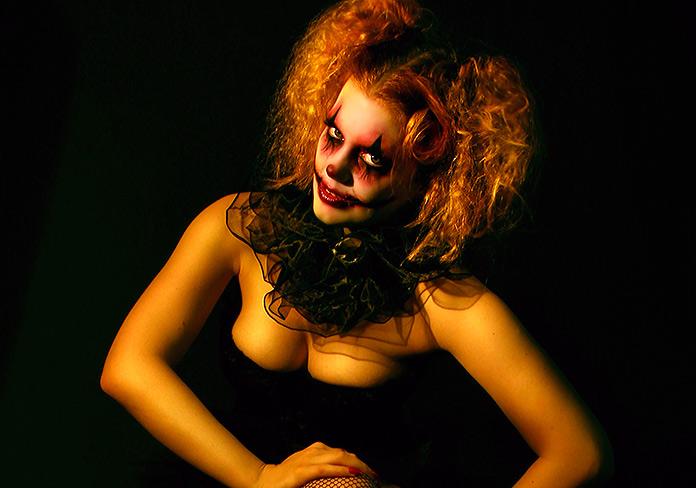 Actor de una casa embrujada