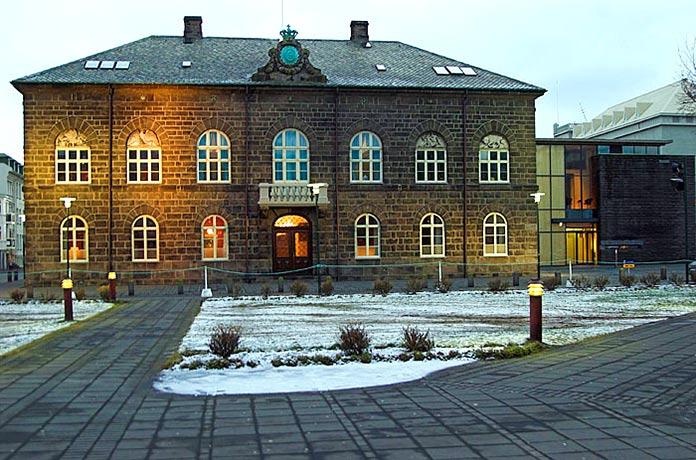 El primer parlamento europeo fue creado en Islandia