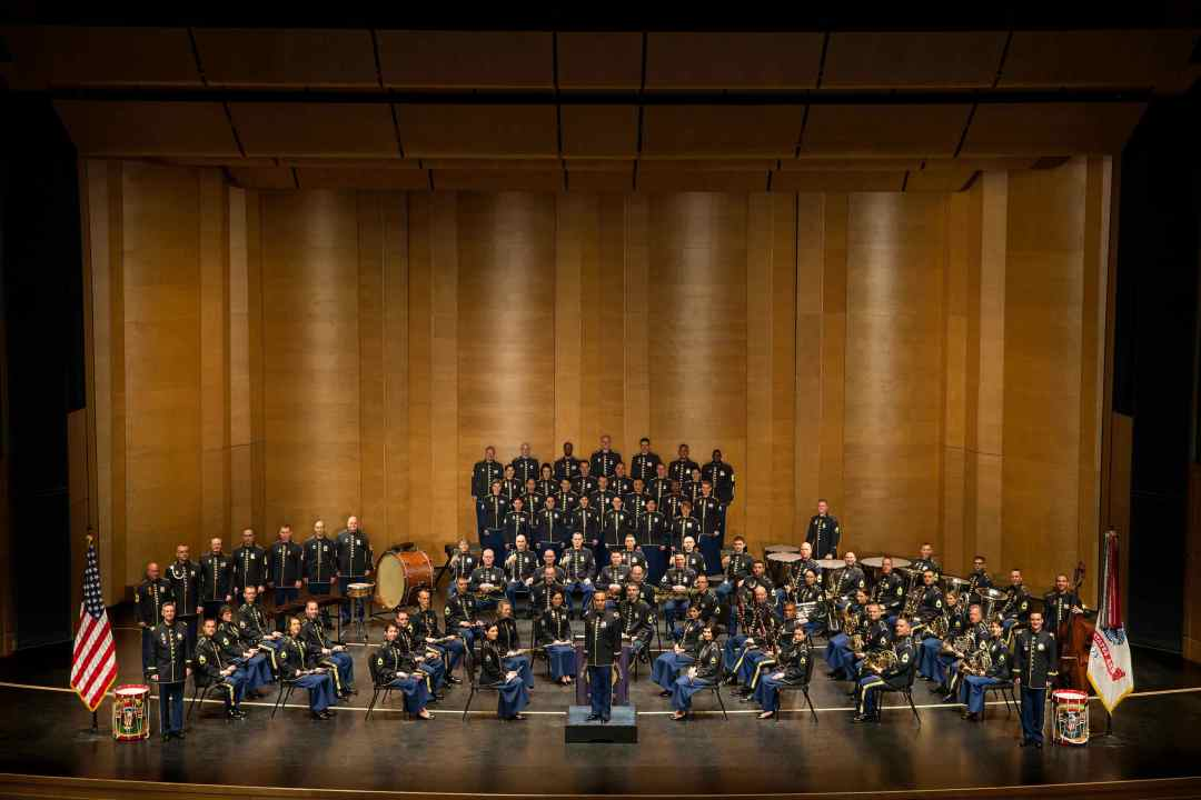 The US Army Field Band & Soldiers' Chorus