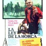 La ley de la horca (1956)
