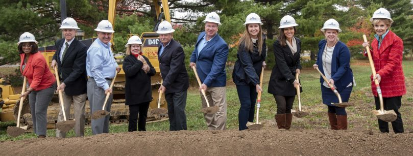 SPCA Cincinnati Breaks Ground on their K9 Expansion Project
