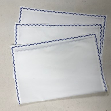 Napkins Embroidered