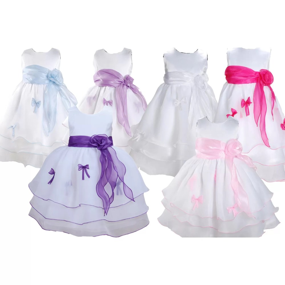 Baby Christening Dress Party Dress 38942