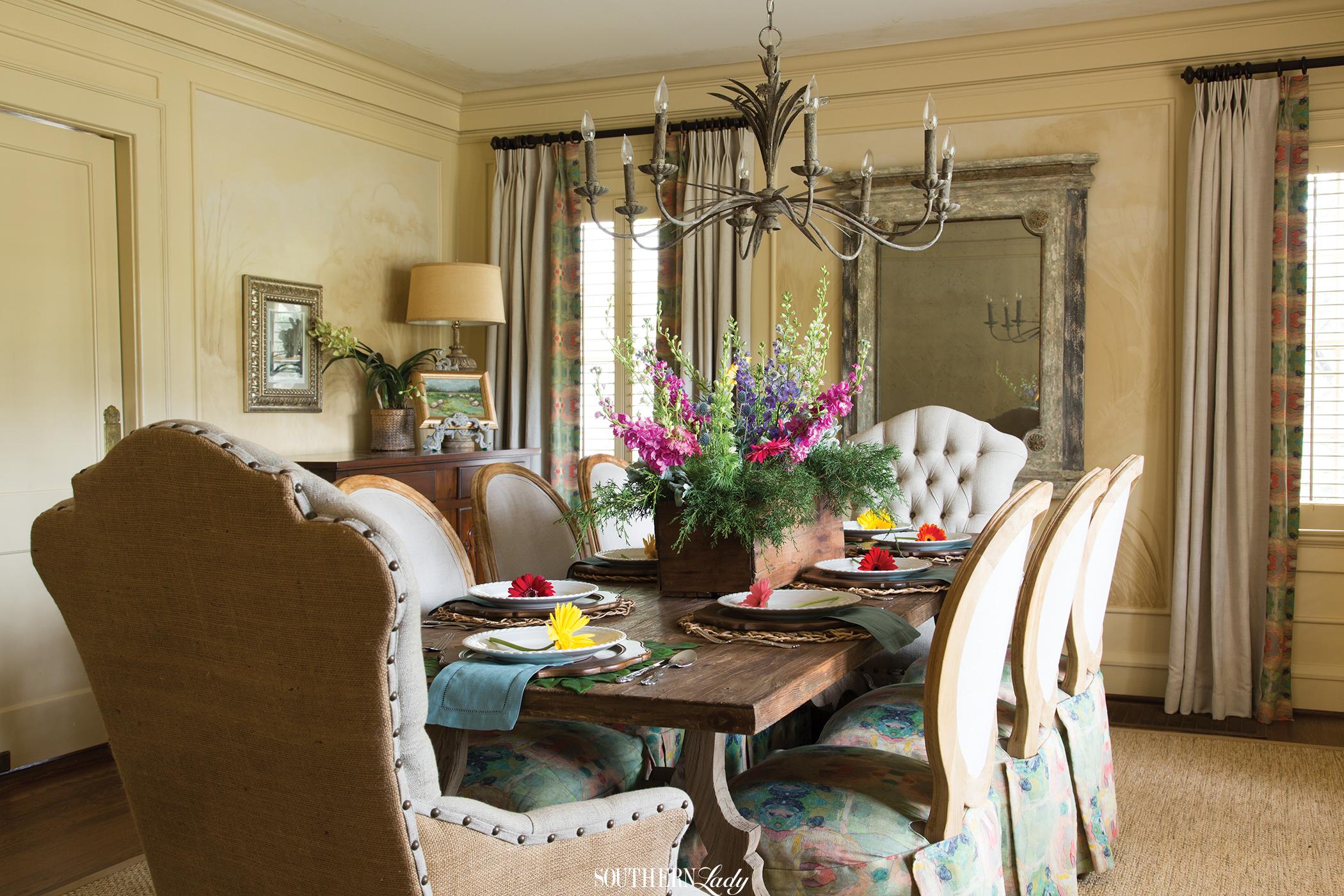 dining room sofa