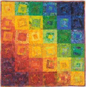 Playing with Crayons II - Cindy Grisdela