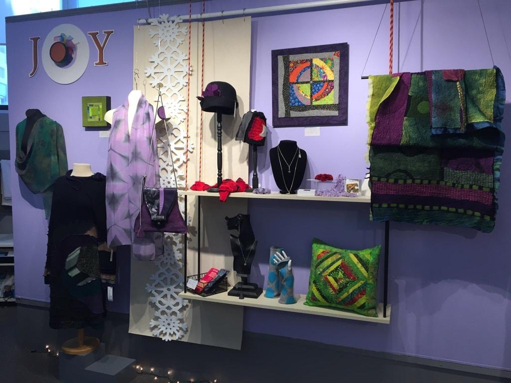 Fiberworks Studio in Alexandria, VA - Cindy Grisdela
