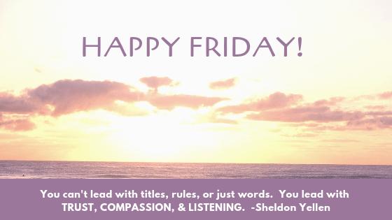 Happy Friday Quote!