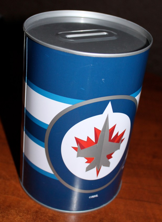 Jets piggy bank