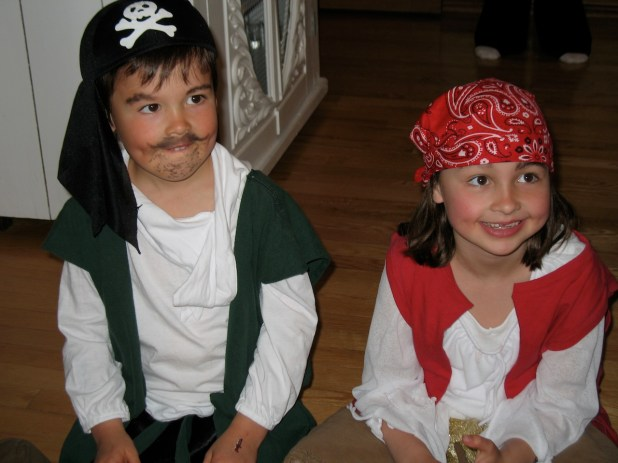 pirate birthday costumes
