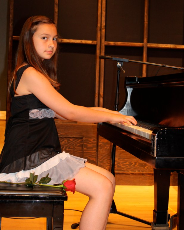 Eden piano recital