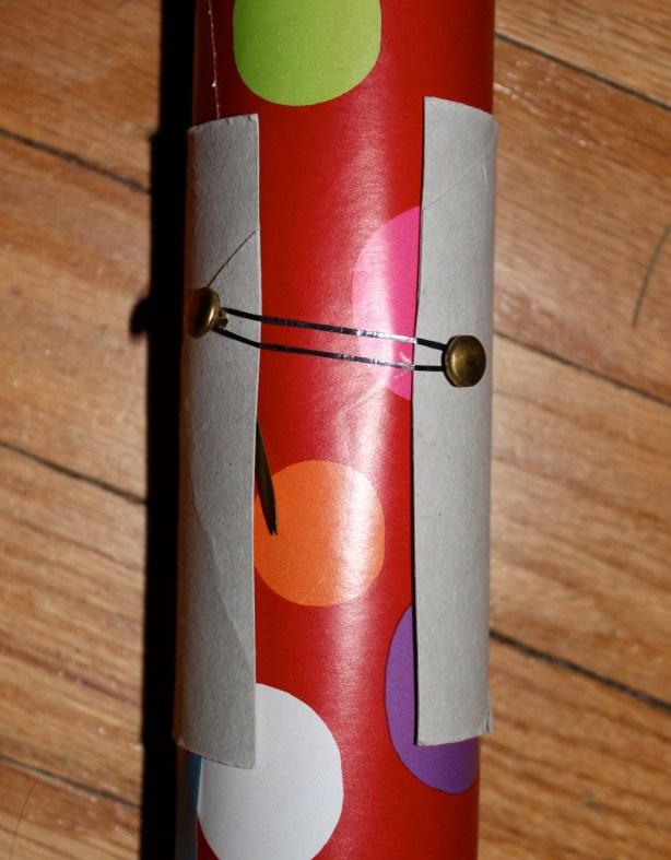 gift wrap fastener