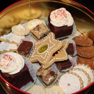 tastes of Christmas