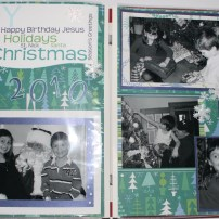 Scrapbooking Christmas
