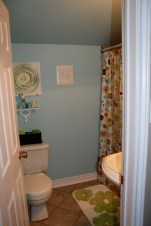bathroom make-over