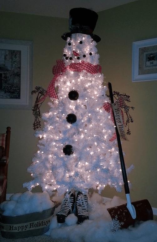 indoor snowman ideas