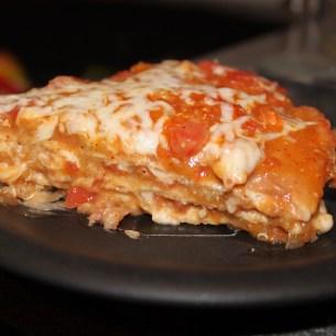 Enchilada Quinoa Casserole