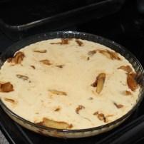 Baked Apple Cinnamon Pancake