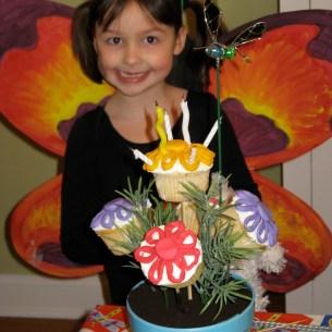 Plant Pot Cupcakes