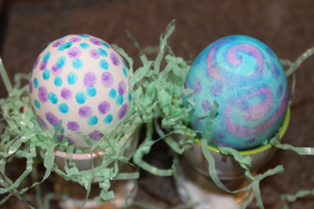 Bingo Dabber Easter Eggs