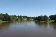 Souris Swinging Bridge