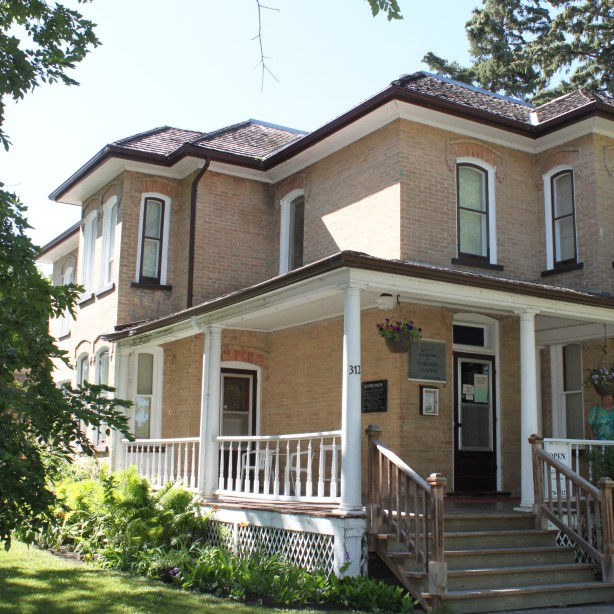 Manitoba Stay-Cation Margaret Laurence House