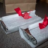 cardboard loaf pans