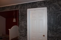 Priming Chalkboard Wall