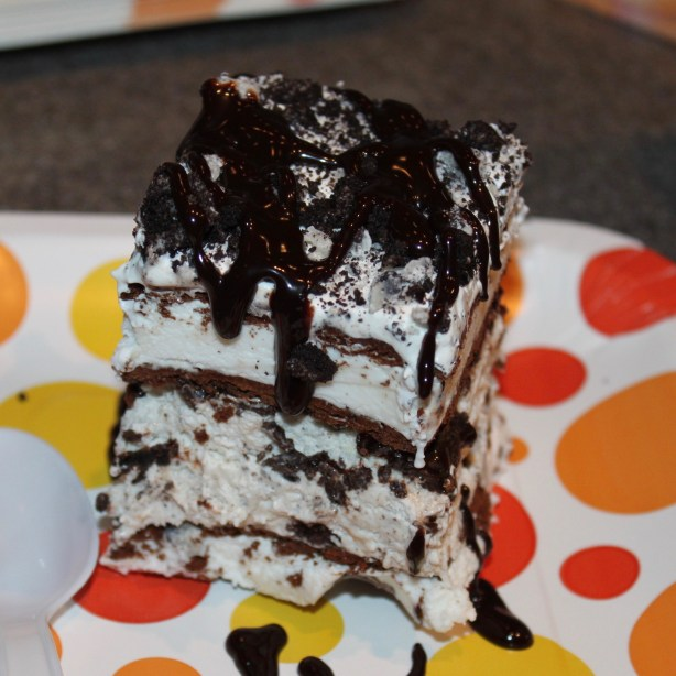 Ice Cream Cake Extraordinaire