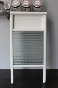 Upcycled Washboard