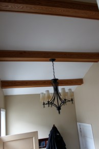 Before: Oak Beams