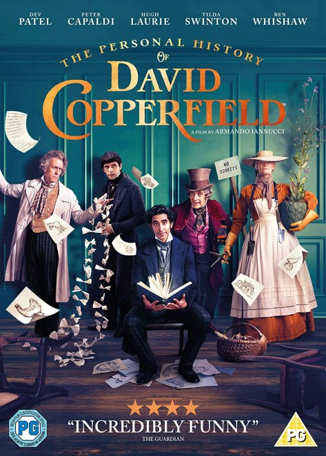The Personal History Of David Copperfield - Ciné-Feuilles