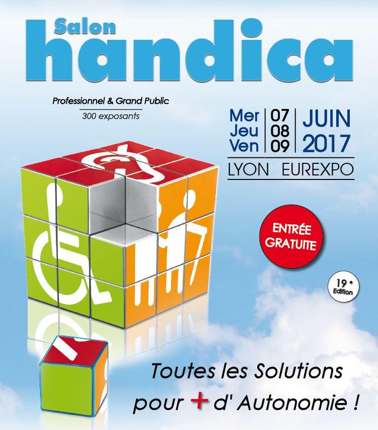 Salon Handica 2017 Dcouvrir Les Solutions Pour Plus D