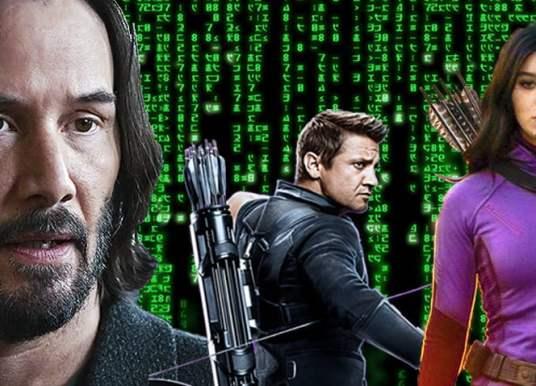 Podcast S04E37 – The Matrix Resurrections, Hawkeye, lo nuevo de Nolan, No Mires Arriba y más