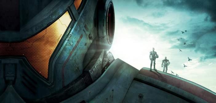 Primera imagen del Jaeger de John Boyega en Pacific Rim 2