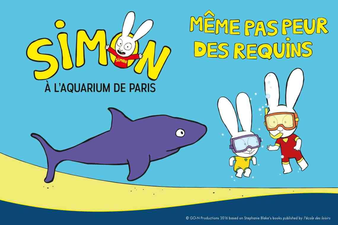 Expositions Simon - Aquarium de Paris