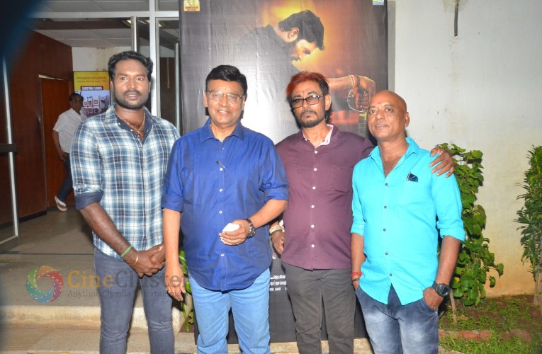 Puranagar Audio Launch Stills