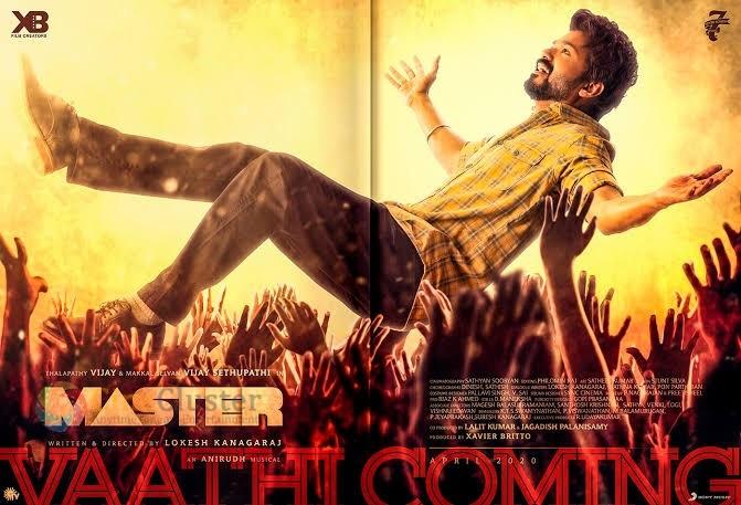 Vaathi Coming Lyric