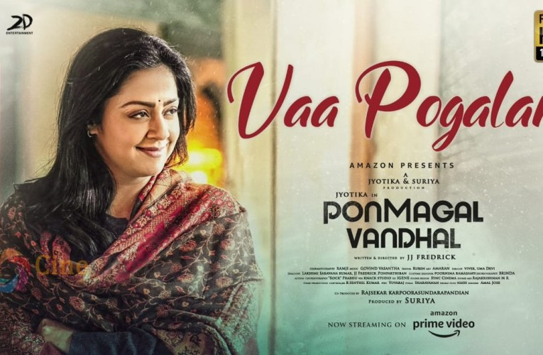 Vaa Pogalam Song Video