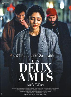 Clément, figurant de cinéma, est fou amoureux de Mona, vendeuse dans une sandwicherie de la gare du Nord.  Mais Mona a un secret, qui la rend insaisissable.  Quand Clément désespère d'obtenir ses faveurs, son seul et meilleur ami, Abel, vient l'aider. Ensemble, les deux amis se lancent dans la conquête de Mona.  Film français de Louis Garrel, sorti en France le 23 septembre 2015, avec Golshifteh Farahani, Vincent Macaigne, Louis Garrel et Adam Mahaut.  LIRE LA CRITIQUE